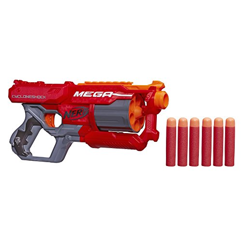 Nerf N-Strike Elite Mega CycloneShock Blaster from Nerf