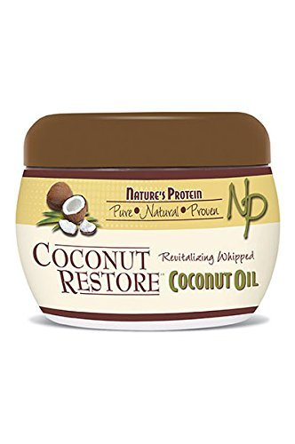 Nature's Protein Restore Whipped Coconut Oil, 8 ()