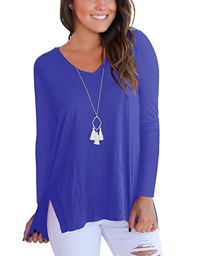 FAVALIVE Tunic Tops for Leggings...