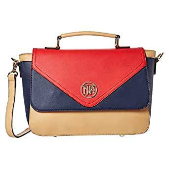 MJF Satchel Bag For Women - Red