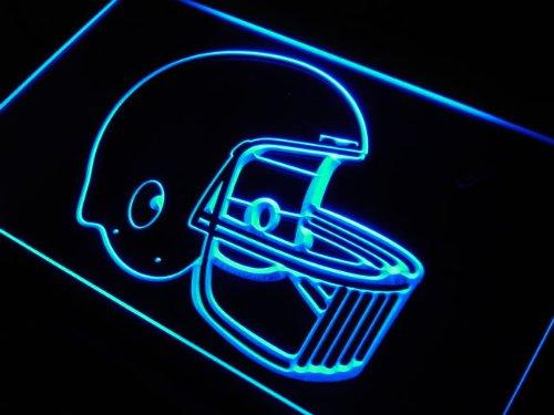 Helmet Football LED Sign Neon Light Sign Display m043-b(c)