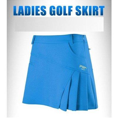 ノーブランド品 ゴルフウェア レディース スカート インナーパンツ