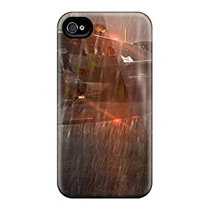 Extreme Impact Protector Nnw7131qRoM Case Cover For Iphone 4/4s