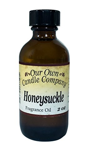 Our Own Candle Company Fragrance Oil, Honeysuckle, 2 oz
