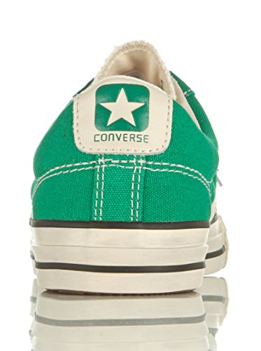 Homme Converse Tones 131112c Vert Canvas Star Ev Ox Player 2 Chaussures HfrqU8wH1