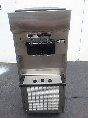 2011 Electrofreeze SL500 Soft Serve Ice Cream Frozen Yogurt Machine 3Ph Air (Electro Freeze Ice Cream Machine compare prices)