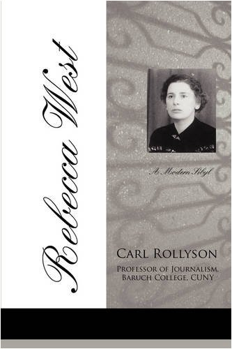 Carl Rollyson Publication