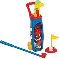 Spiderman Golf Arabası