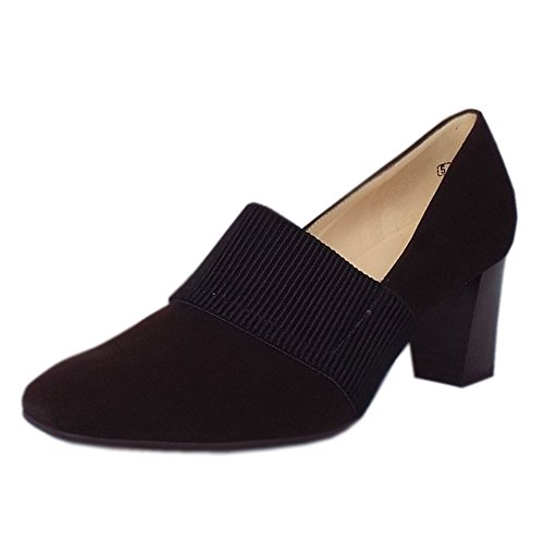 Shoes Dorna Court Kaiser Suede NUBA Brown Top Peter SUEDE High In nyUgffq