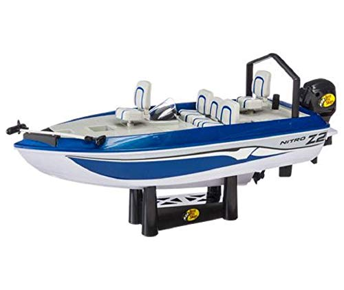 Nitro Remote Control Fishing Boat Toy - Heavy Duty