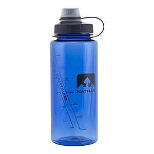 Nathan Little Shot 750ml Bottle, Electric Blue, 750ml
