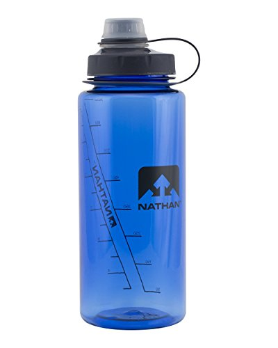 Nathan Little Shot Water Bottle - Electric Blue, 750 ml