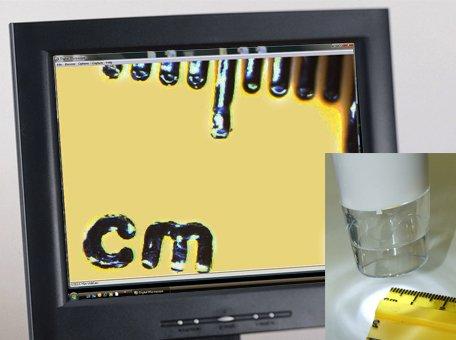 Digital USB Microscope Video Camera