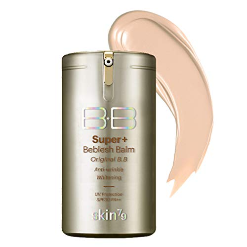 [SKIN79] Super Plus Beblesh Balm Original Gold BB (SPF30/PA++) 40g - UV Block, Anti Wrinkle, Whitening