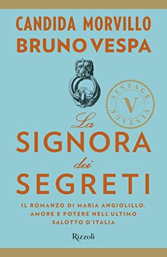 La signora dei segreti (VINTAGE) (Italian Edition)
