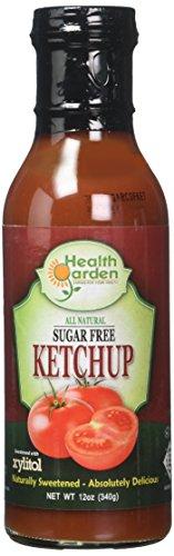 Ketchup Farms (HEALTH GARDEN Xylitol Ketchup, 0.02 Pound)