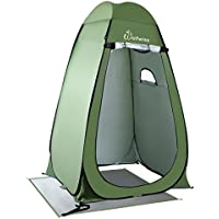 WolfWise Portable Camping Beach Toilet Pop Up Tents...