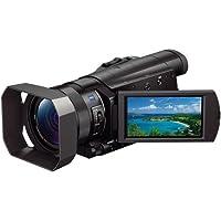 Sony HDR-CX900 Full HD Handycam Camcorder (Black) International Version No Warranty