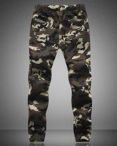 Confortable Survêtement Battercake Long Grün Pantalons De Plein Automne Camouflage Sporthose Hommes Air En Mince Printemps 0EpSEq