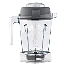Vitamix 48-Ounce Container with Wet Blade, 2 Part Lid and Short Tamper