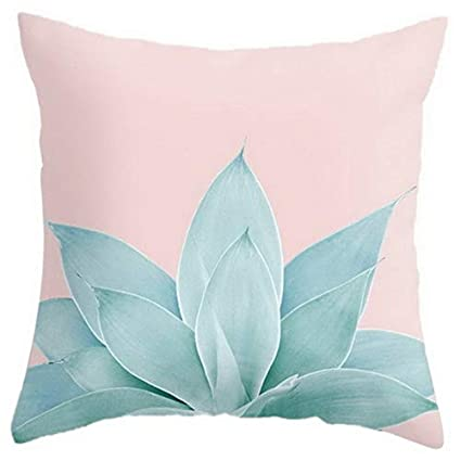 Amazon Com Mikash 18 Forest Tree Throw Pillow Cushion