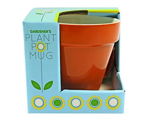 (Gift Republic Plant Pot Mug, Multicolor)