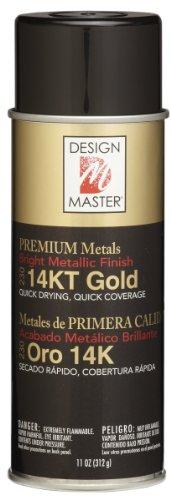 (Design Master 230 14 KT Gold Metallic Spray)