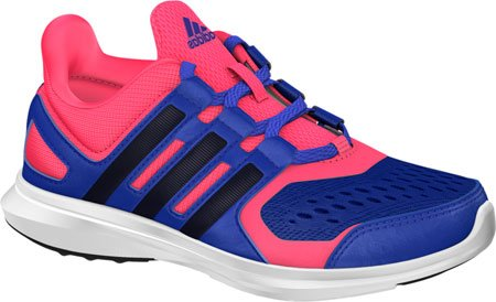 Adidas Performance Hyperfast 2.0 K Zapatilla deportiva (niño pequeño / niño grande) Semi Night Flash/Collegiate Navy/Super Pink