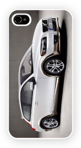 Volvo C30 RDesign White, iPhone 5C, Etui de téléphone mobile - encre brillant impression