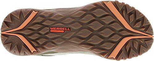 Senderismo Merrell Vertiver J12406 Para Olive Cuero Mujer De Botas SrxqFS6