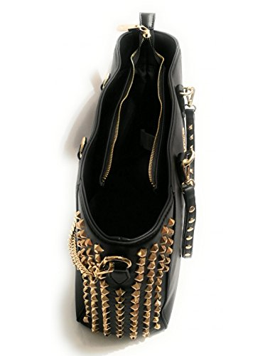 Shopping bag horizontal con tracolla New Anya - mod.12400430 - Ermanno Scervino