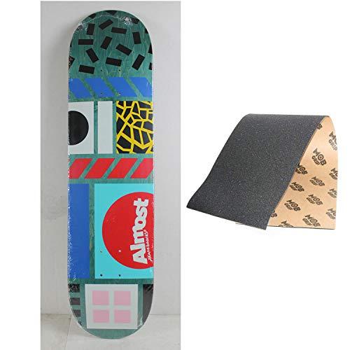 (Almost Skateboard Deck Rider Stock D1 Keyaki IKE 7.75