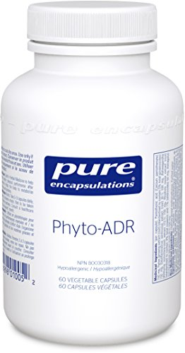 Pure Encapsulations - Adrenal - Nutritional Support for Healthy Adrenal Function* - 60 Capsules