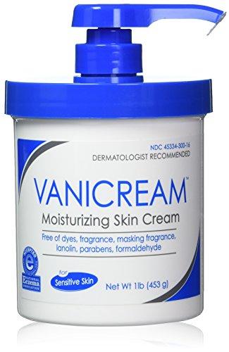 Vanicream Skin Cream with Pump, 16 oz