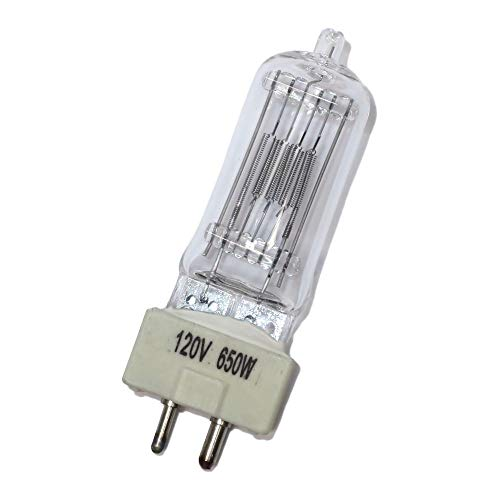 TruArc FRK for ARRI 650 Watt, 120 Volt Quartz Halogen Lamp, 3200 deg.K, Approximate Life: 200 Hours