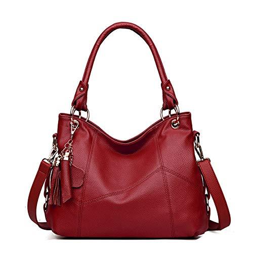 Messenger Sauvage Mode Automne des Main à winered Gland Nouvelle Sac Big Couture YXLONG Bag à Femmes Sac Bandoulière 7pOwdxOqvE