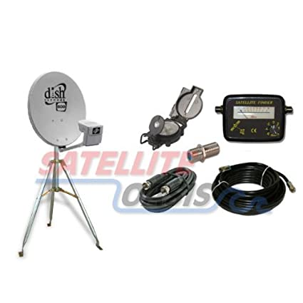Buy Dish Network 500 Satellite Mobile Rv Tripod Kit Online