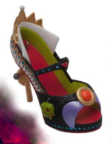Disney Parks Wicked Queen from Snow White Shoe Figurine Ornament NEW by Disney (Queen From Snow White)