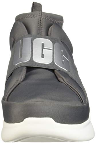 Neutra Mode Ugg® Sneaker Baskets Anthracite Noir Femme aqSdxS