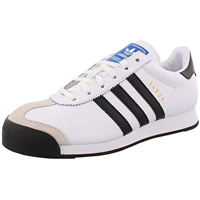 adidas Originals Boys' Samoa J Sneaker