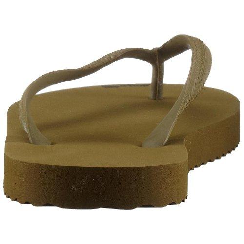 flip*flop Chanclas de Caucho para Mujer Verde (Safari Green)