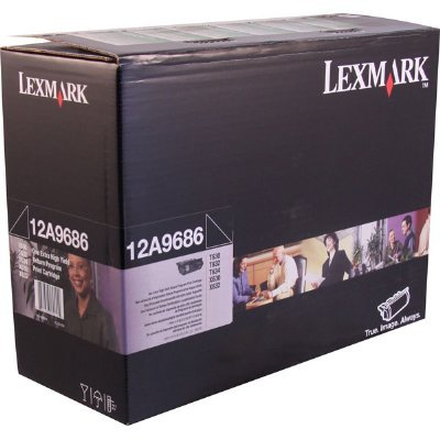 (Lexmark 12A9686 OEM Toner - Government T632 T634 X632 X634 Extra High Yield Return Program Toner (32000 Yield) (TAA Compliant Version of 12A7465))