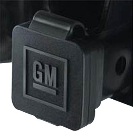 Best Price GM # 12496641 Hitch Receiver Cover with GM Logo