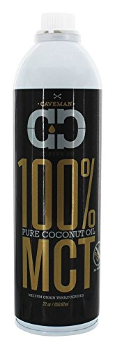 Caveman Coffee - 100% Coconut MCT Oil - 22 oz.