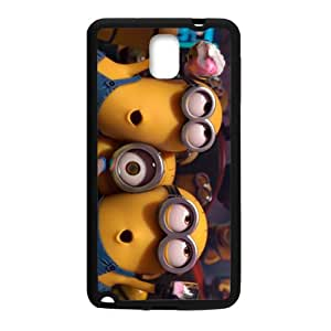 Mischievous Minions Cell Phone Case for Samsung Galaxy Note3