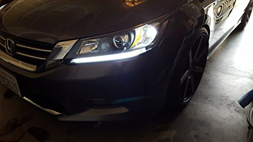 Honda Accord Touring Led Headlights