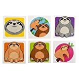 2'' SLOTH TATTOOS, Case of 30