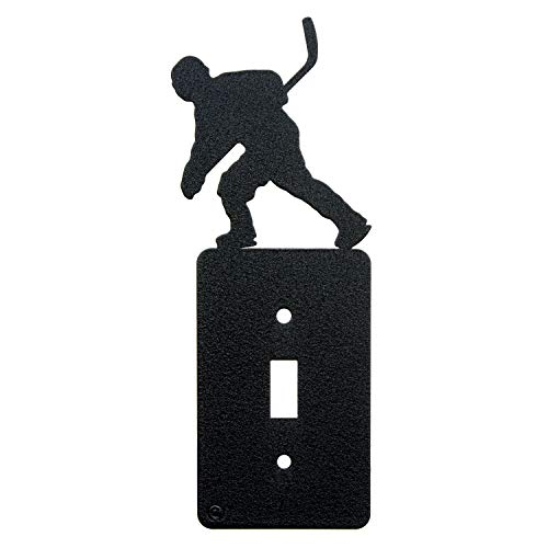 - Innovative Fabricators, Inc. Hockey Single Light Switch Plate Cover