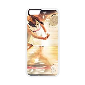 Sports ana ivanovic iPhone 6 6s Plus 5.5 Inch Cell Phone Case White 91INA91611734