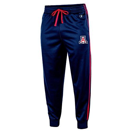 (Champion NCAA Arizona Wildcats Men's Pull on Track Pants, XX-Large, Navy)